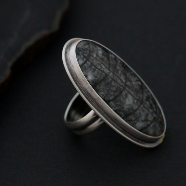 Shadow Play Ring - Size 8.5