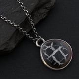 Fractured Earth Necklace