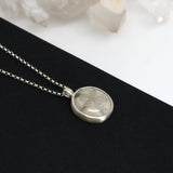 Fossil Sand Dollar Necklace