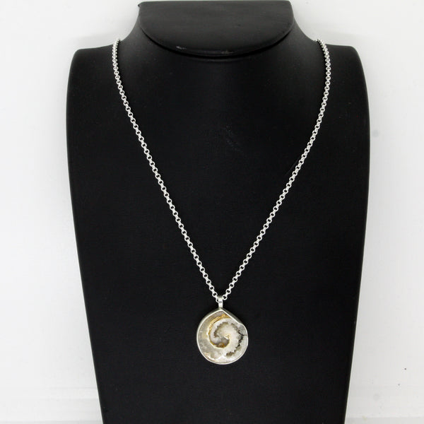 Aperture Necklace