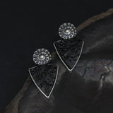 Ejecta Earrings