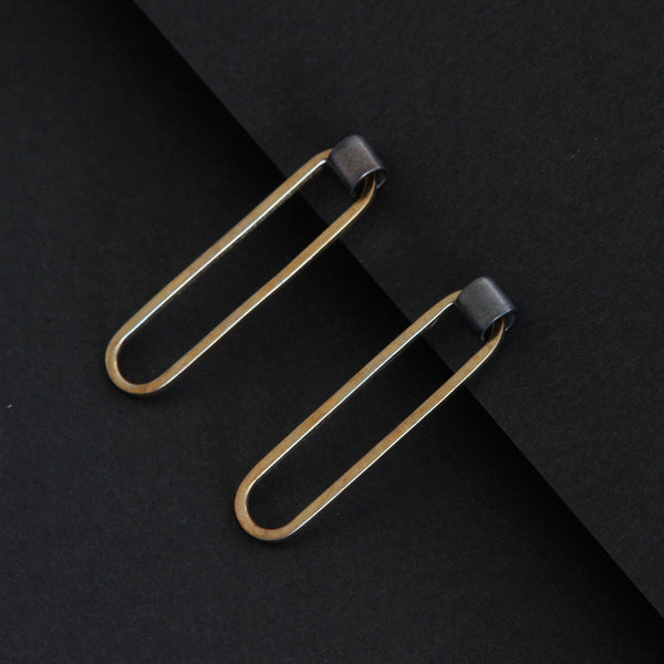 Time Loop Earrings