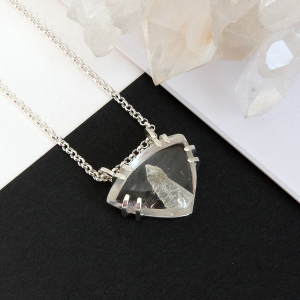 Electric Potential Necklace