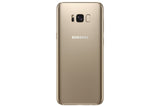 Samsung Galaxy S8+, G955FD, 64GB, Factory Unlocked, NewItem (Maple Gold)