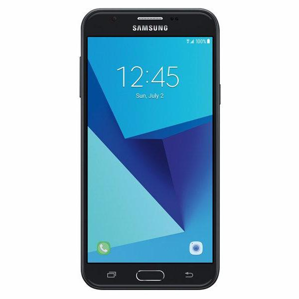 Samsung Galaxy J7 (2017), J727U, 16GB, Factory Unlocked, Certified Pre-Owned (Black)
