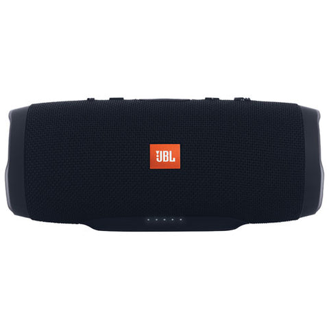 JBL Charge 3, Waterproof Bluetooth Speaker, Black - JBL Certified Refurbished