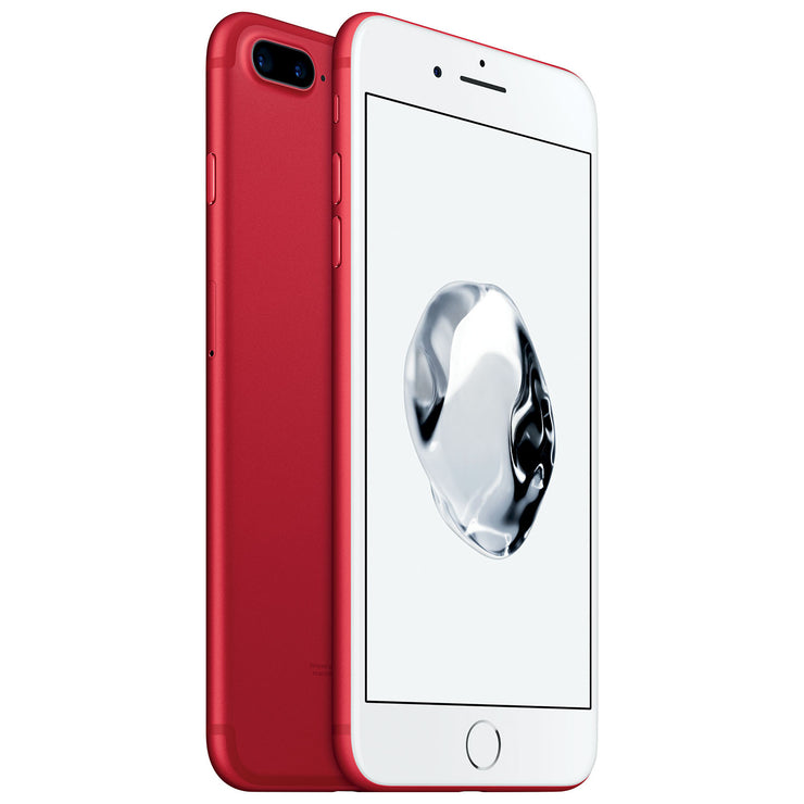 Apple iPhone 7 Plus, 128GB, Unlocked, OpenBox (Red)