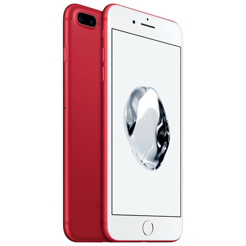 Apple iPhone 7 Plus, 128GB, Unlocked, OpenBox ((PRODUCT)RED)