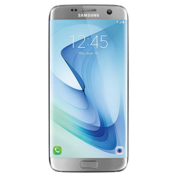 Samsung Galaxy S7 Edge G935U, 32GB, Factory Unlocked GSM/CDMA, Certified Pre-Owned (Silver)
