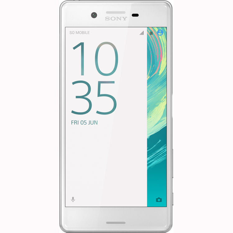 Sony Xperia X, F5121, 32GB, Unlocked, Certified Pre-Owned (White)