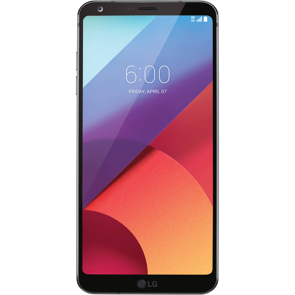 LG G6, US997, 32GB, Factory Unlocked, Certified Pre-Owned (Black)