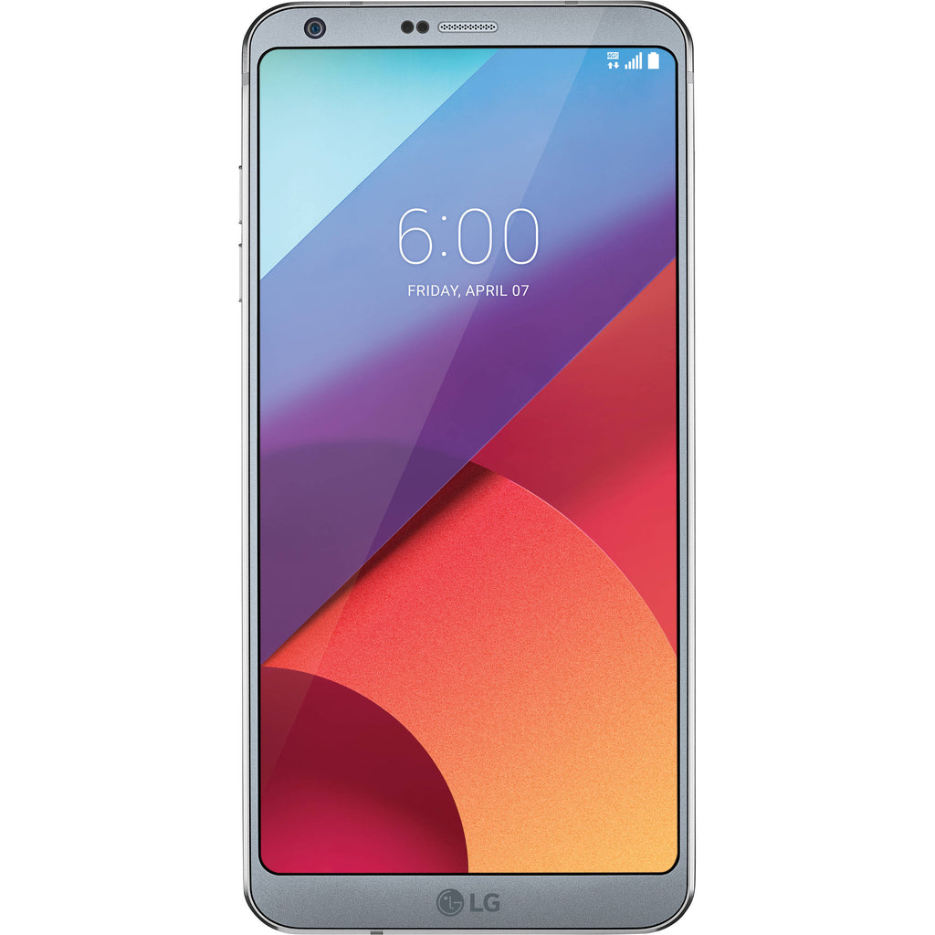 LG G6, US997, 32GB, Factory Unlocked, Certified Pre-Owned (Platinum)