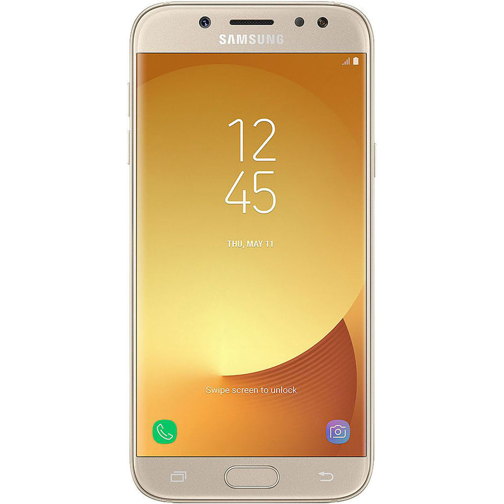 Samsung Galaxy J7 Pro, J730G, 16GB, Factory Unlocked, NewItem (Gold)