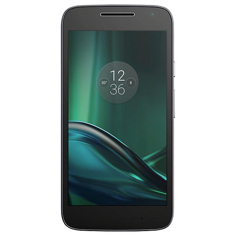 Motorola Moto G4 Play, XT1601, 16GB, Factory Unlocked, OpenBox (Black)