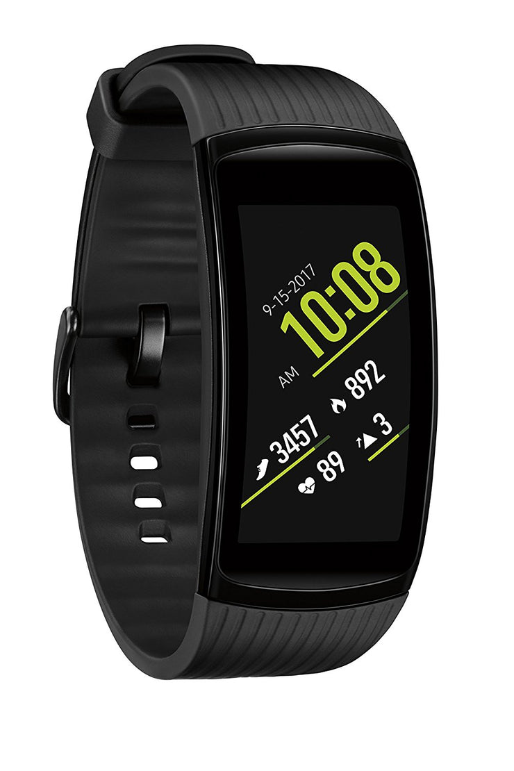 Samsung Gear Fit2 Pro, SM-R365NZKATTT, NewItem (Large-Black)
