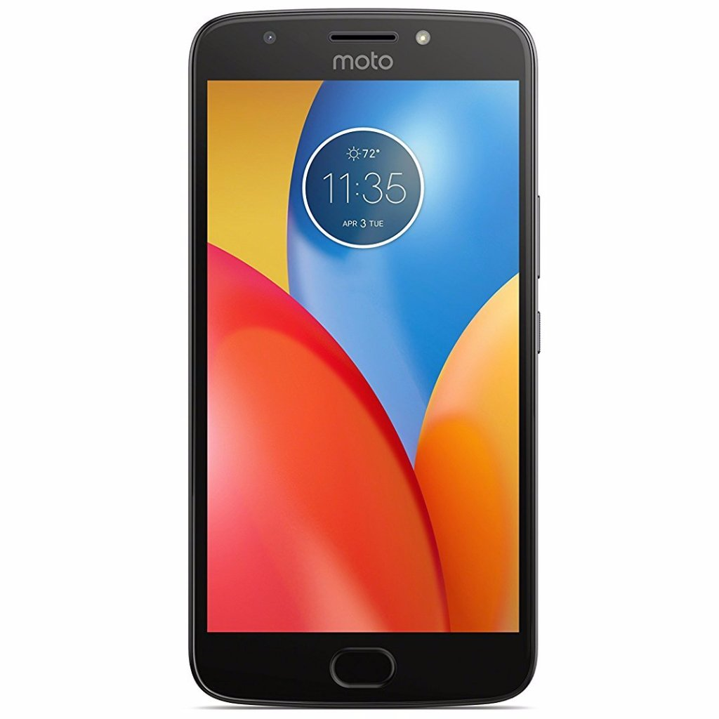 Motorola Moto E4 Plus, XT1773, 16GB, Factory Unlocked, NewItem (Dark Gray)
