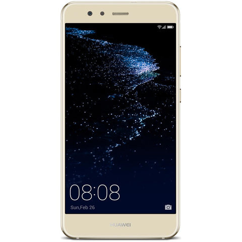 Huawei P10 Lite, WAS-LX3, Factory Unlocked 32GB, NewItem (Platinum Gold)