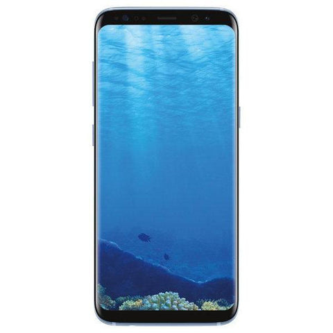 Samsung Galaxy S8, G950U, 64GB, Factory Unlocked, OpenBox (Coral Blue)