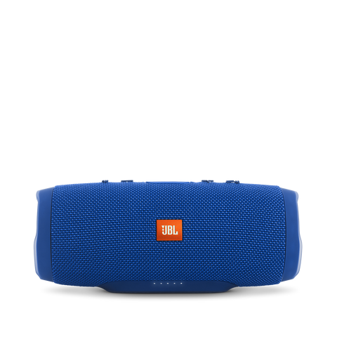 JBL Charge 3, Waterproof Bluetooth Speaker, Blue - OpenBox