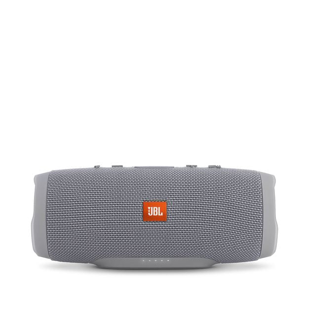 JBL Charge 3, Waterproof Bluetooth Speaker, Grey - OpenBox