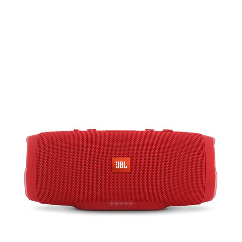 JBL Charge 3, Waterproof Bluetooth Speaker, Red - OpenBox