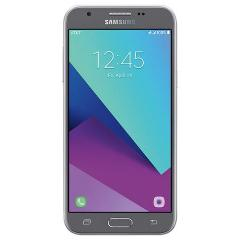 Samsung Galaxy J3 (2017), J327A, 16GB, Carrier Unlocked, Certified Pre-Owned (Silver)
