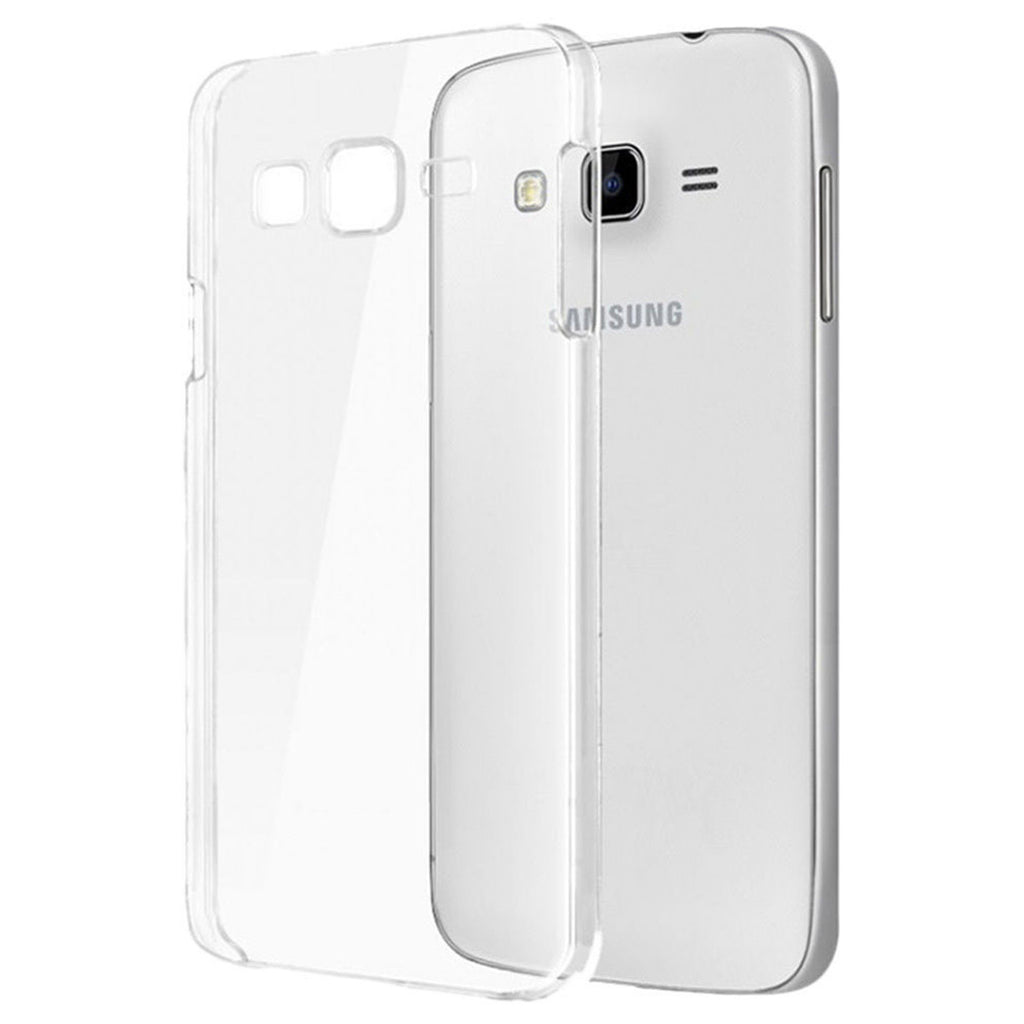 Samsung Galaxy Case for Galaxy J2 Prime Slim Cover, NewItem (Clear)