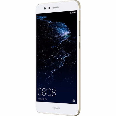 Huawei P10 Lite, WAS-LX3, Factory Unlocked 32GB, NewItem (Pearl White)