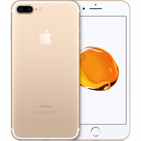 Apple iPhone 7 Plus, 128GB, Unlocked, OpenBox (Gold)