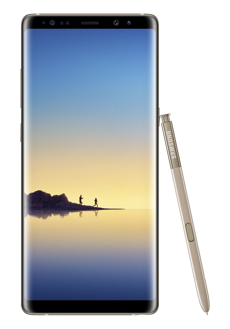 Samsung Galaxy Note 8, N950FD, 64GB, Dual SIM Factory Unlocked, NewItem