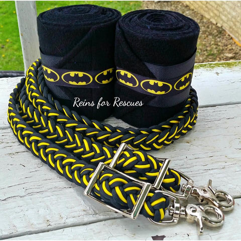 Batman Riding Tack Set