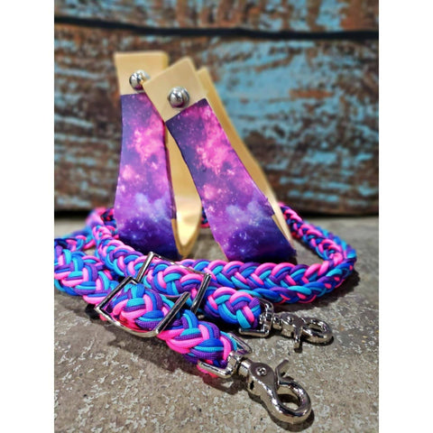 Purple Galaxy Collection with Stirrupz