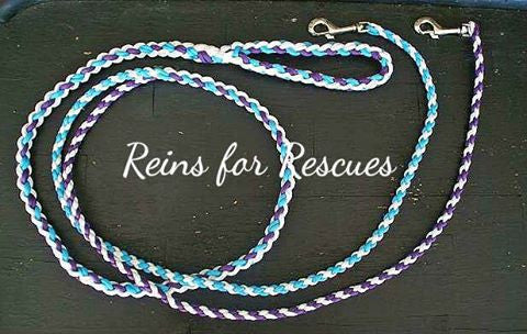 Custom Two Dog Leash