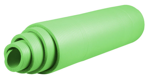 Professional Performance Yoga Mat - Green