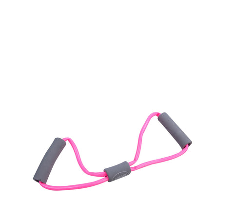 Bow Tie Band - Light Resistance - Pink