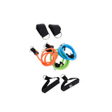 Max Force Triple Resistance Bands With Strap