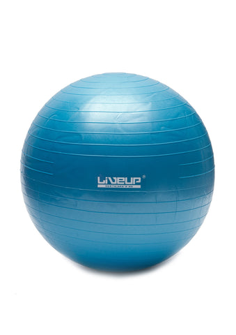 High Grade Exercise Ball - Burst Resistant - Blue