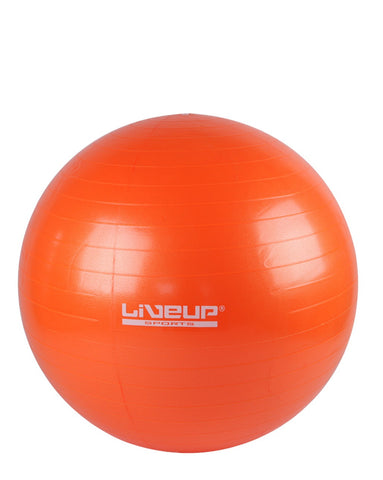 High Grade Exercise Ball - Burst Resistant - Orange