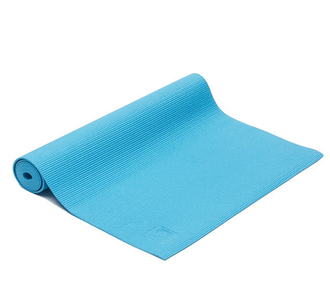 Deluxe Yoga & Pilates Mat - Blue