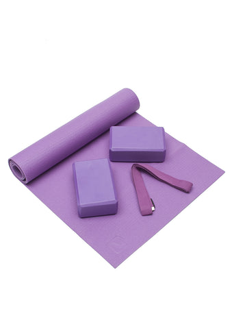 Stretch Plus 3 in 1 Yoga Set