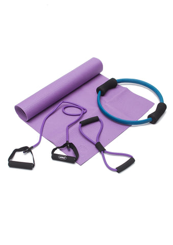 Deluxe 4 in 1 Yoga & Pilates Set
