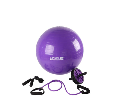 Full Body 6 in 1 Workout Set