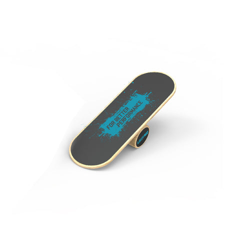 Balance Board with Roller