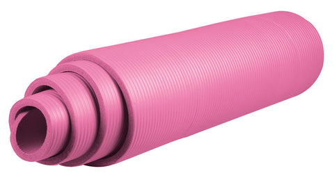 Professional Performance Yoga Mat - Pink