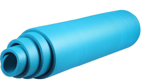 Professional Performance Yoga Mat - Blue