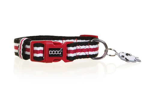 Canvas Dog Collar - Harvard