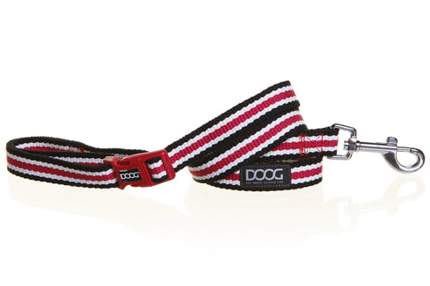 'Clip It' Canvas Dog Lead - Harvard