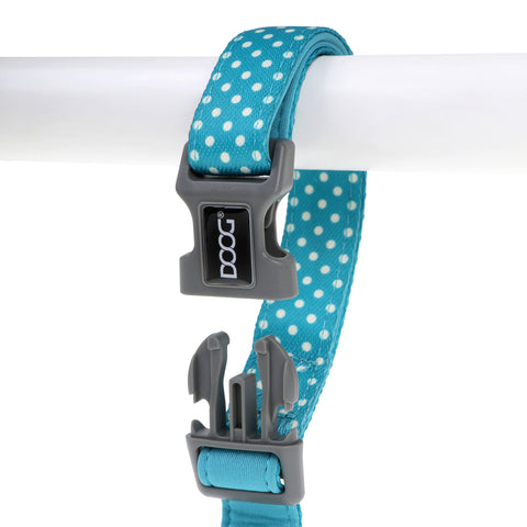 'Clip It' Neoprene Dog Lead - Snoopy