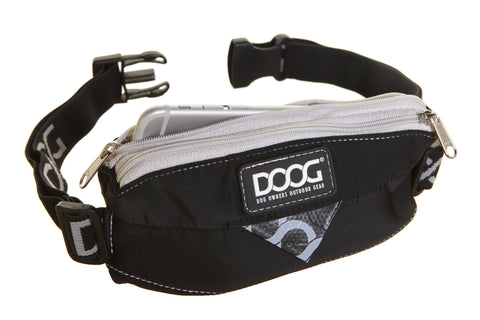 New DOOG Mini STRETCH Belt- Black