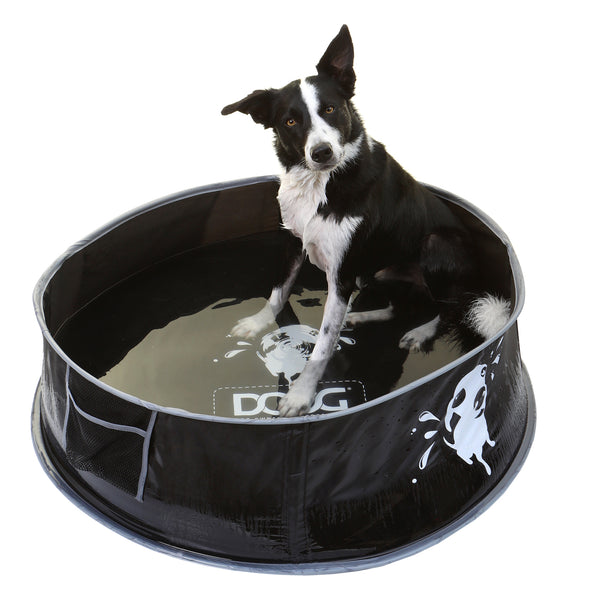 Pop-Up Dog Pool and Bath